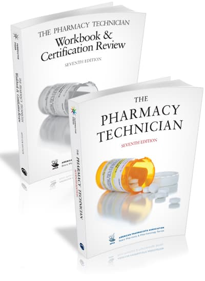 MortyPak Bundle: The Pharmacy Technician with Workbook and Certification Review, 7e